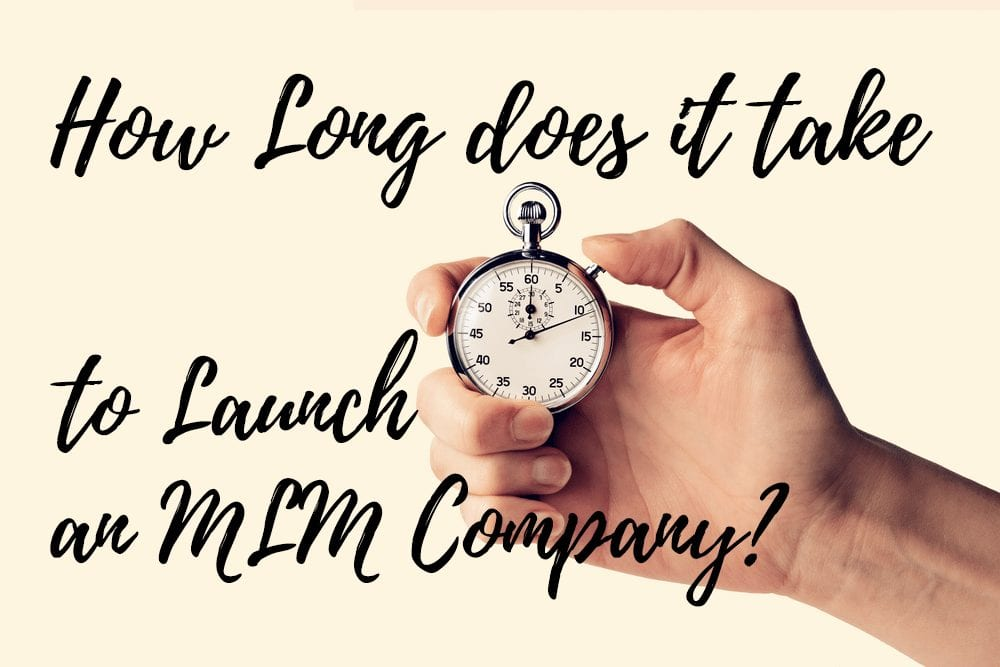 How Long Does it Take to Launch MLM Software