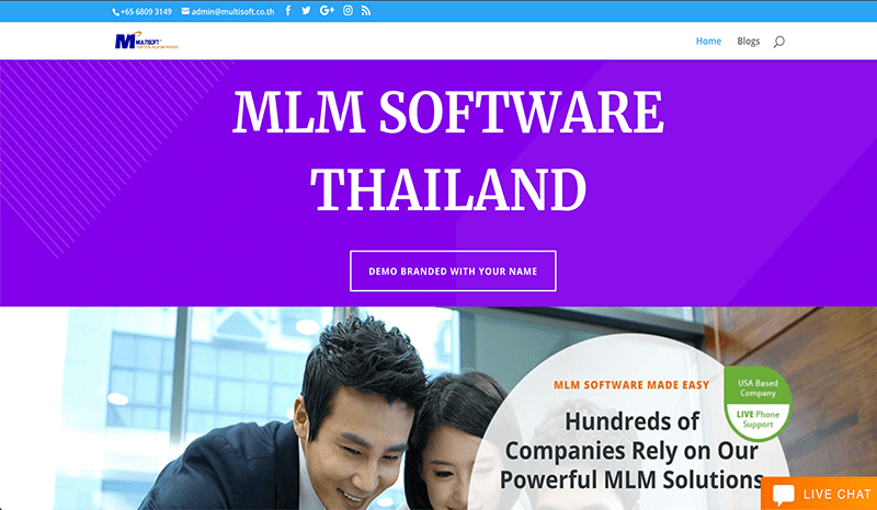 MLM Corporate